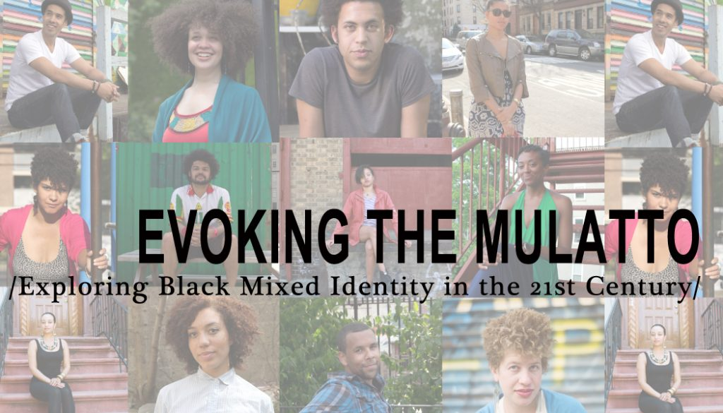 Evoking the Mulatto