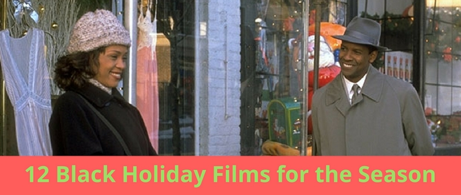 Copy of 12 Black Holiday Films for the Season
