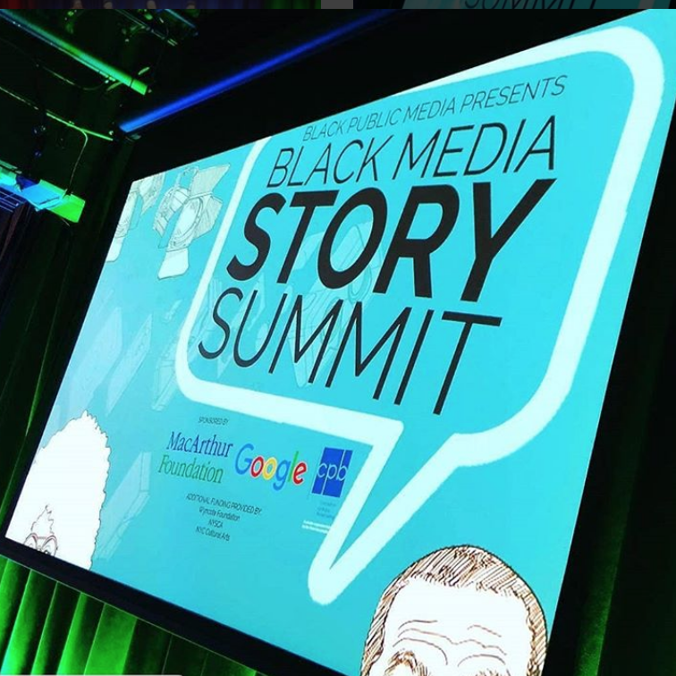 Black Media Story Summit