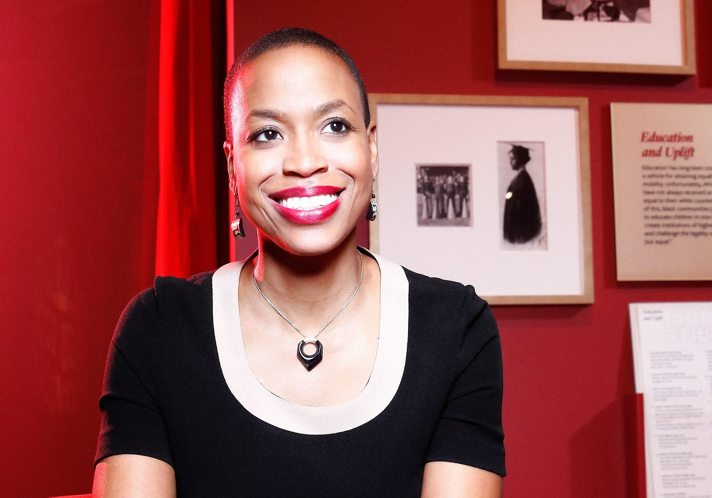 Rhea Combs - Center for African American Media Arts   National Museum of African American History and Culture